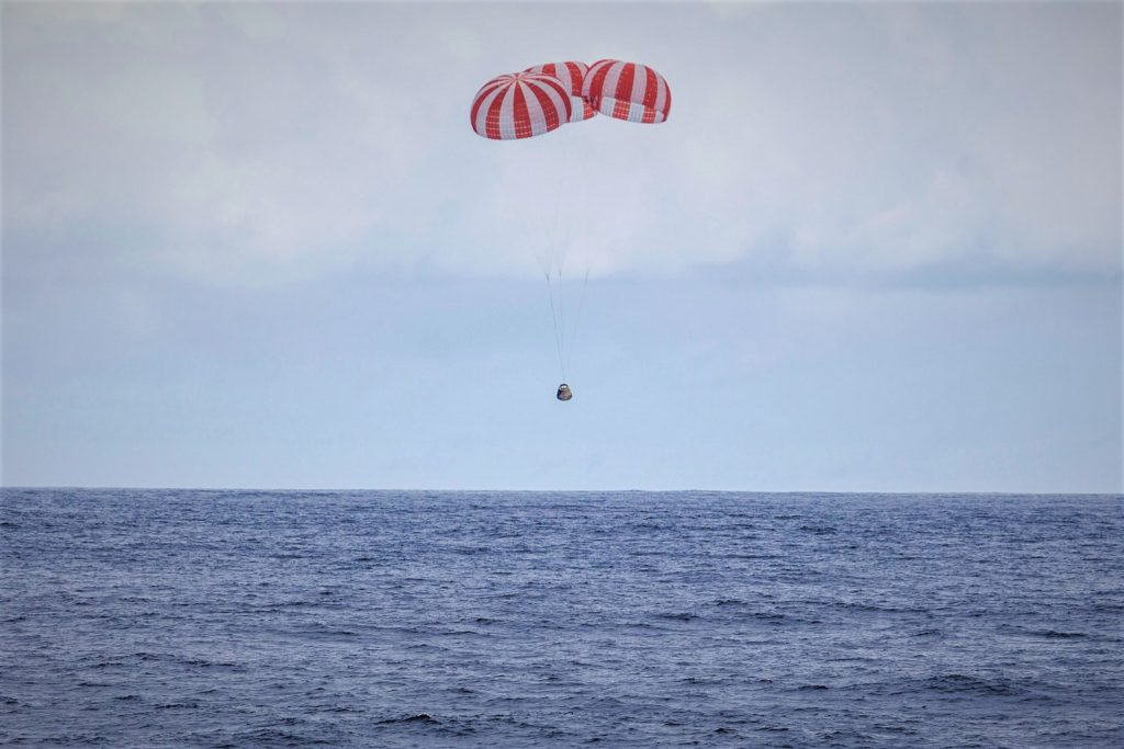 Exception strength, durability, UV and heat resistance have made DecelAir parachute fabrics the first choice for celebrated space missions