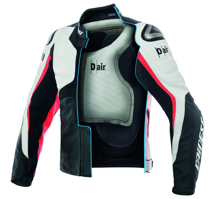 the D-air system is used by some of MotoGP's most recognised riders