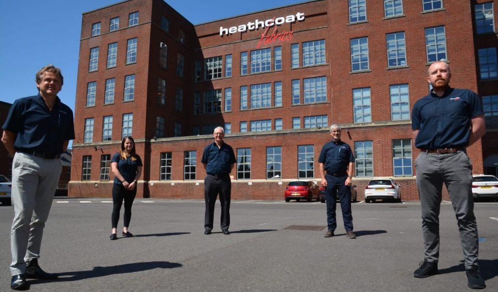 Heathcoat Covid Response Team