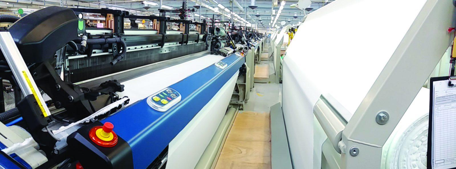 Production - Weaving